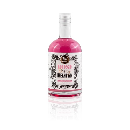 Rose Berry Breaks Gin