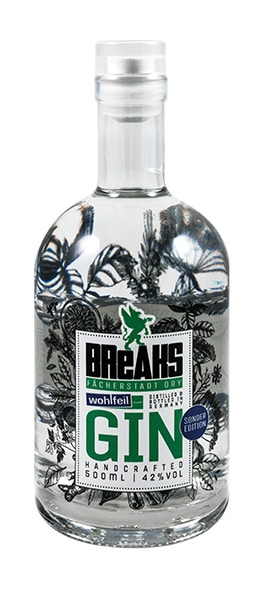 Breaks Gin Kundenedition